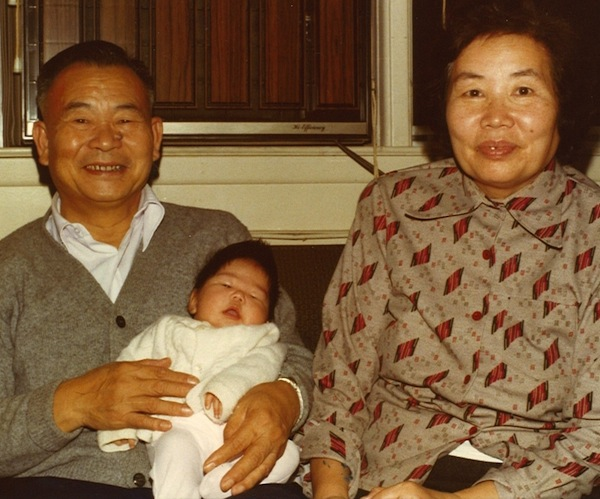 Family Photo Jia-Rui Cook